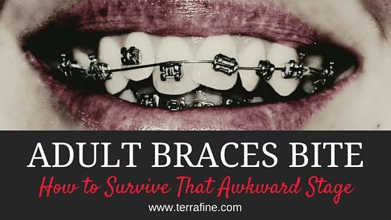 Adult Braces Bite Tips to Survive